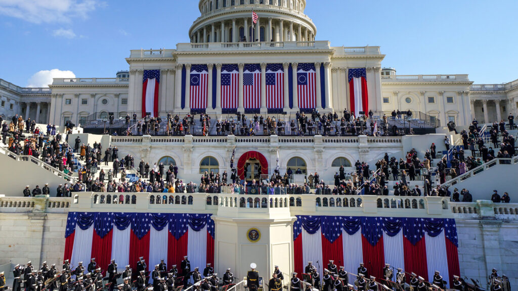 2021 presidential inauguration